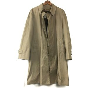 London Fog Lined Dakota Raincoat